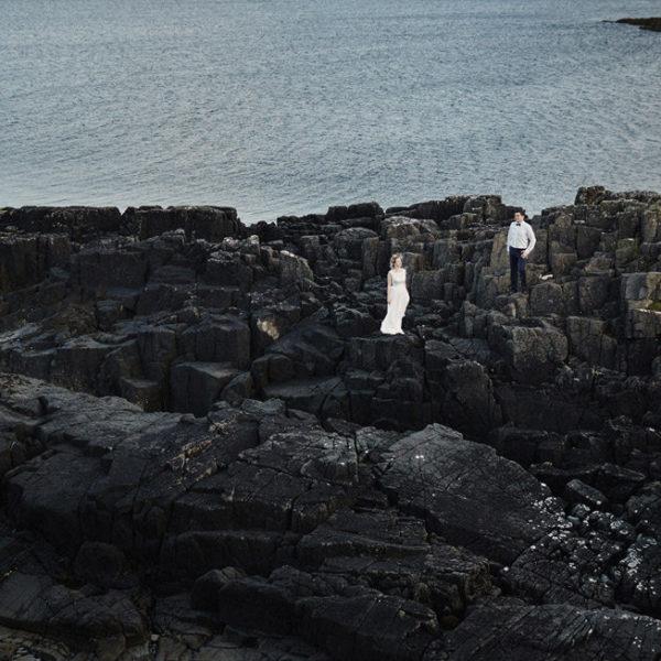 Marta & Andrzej | Plener ślubny Isle of Skye