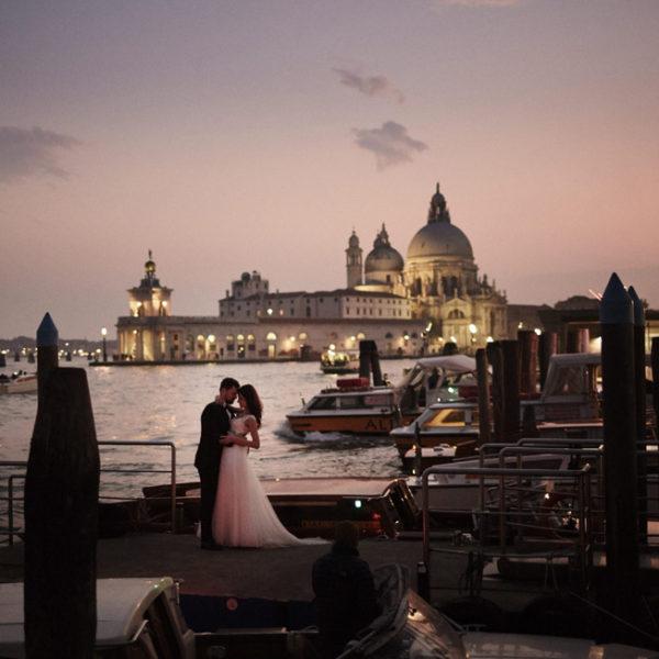 Sylwia & Jacek | Plener ślubny w Wenecji
